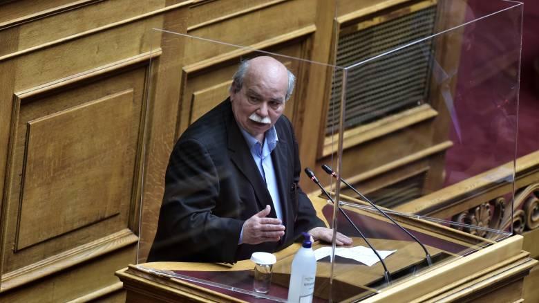 Βούτσης: Συνεργασία των προοδευτικών δυνάμεων απέναντι στην κυβέρνηση