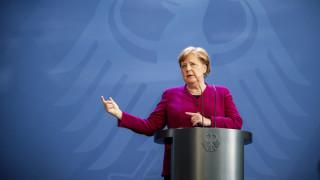 Μέρκελ: Κορωνοϊός και περιβάλλον στην ατζέντα της γερμανικής προεδρίας