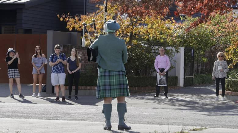 Κορωνοϊός: Αυστραλία και Νέα Ζηλανδία τιμούν τα θύματα στη Μάχη της Καλλίπολης