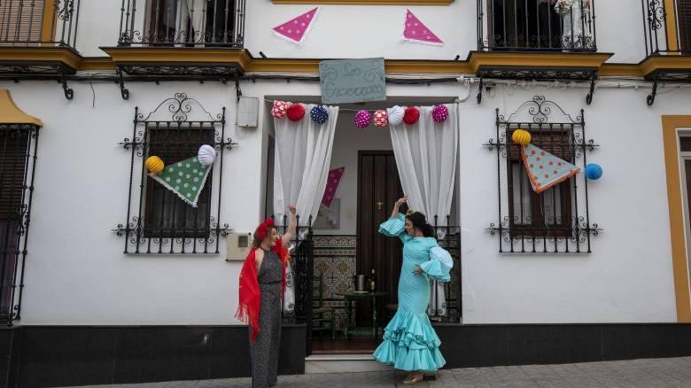 Κορωνοϊός - Ισπανία: Χαλαρώνουν τα αυστηρά μέτρα από τις 2 Μαΐου