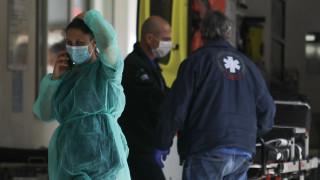 Κορωνοϊός: Στους 132 οι νεκροί στην Ελλάδα – Κατέληξε άνδρας στο «Σωτηρία»
