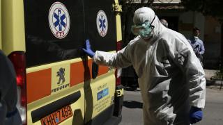Κορωνοϊός: Κατέληξε 60χρονος από την κλινική «Ταξιάρχαι» - Στους 134 οι νεκροί στην Ελλάδα