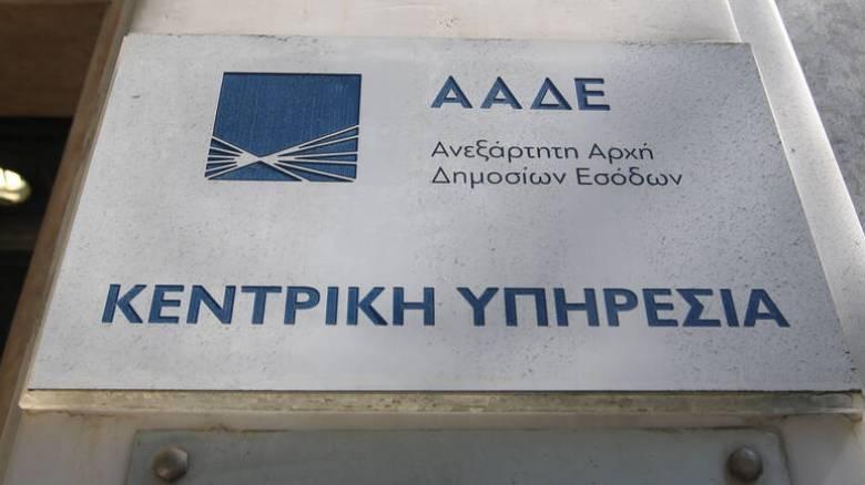 Φοροδιαφυγή σε όλη την Ελλάδα με εικονικά τιμολόγια και ανακριβείς δηλώσεις εντόπισε η ΑΑΔΕ