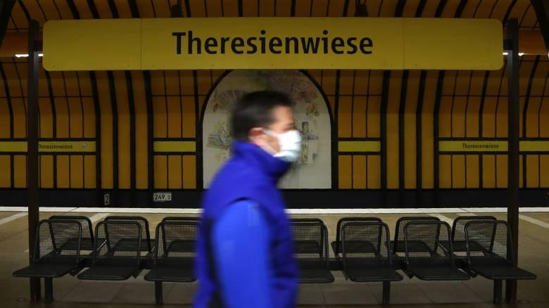 Κορωνοϊός - Γερμανία: Μείωση των κρουσμάτων - Απογείωση Μέρκελ στις δημοσκοπήσεις