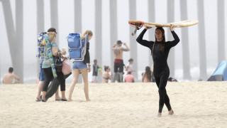 Κορωνοϊός: Οι Καλιφορνέζοι... απέδρασαν ξανά στις παραλίες