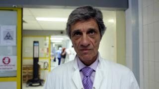 Σπύρος Ζακυνθινός: Γιατροί και κοινωνία θα πρέπει να προσέχουμε για τουλάχιστον άλλα τρία χρόνια