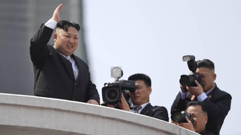 Νέο σενάριο για τον Κιμ Γιονγκ Ουν: «Τραυματίστηκε κατά τη διάρκεια δοκιμής πυρηνικών»