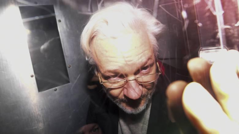 Κορωνοϊός – Wikileaks: Αναβάλλεται η δίκη του Τζούλιαν Ασάνζ στη Βρετανία