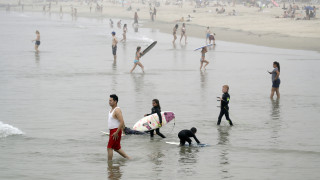 Κορωνοϊός - Λος Άντζελες: Εξετάζεται εκ νέου το κλείσιμο της παραλίας Νιούπορτ