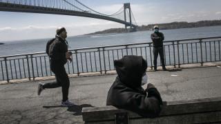 Κορωνοϊός - ΗΠΑ: Προς παράταση έως τις 15 Μαΐου η καραντίνα στη Νέα Υόρκη