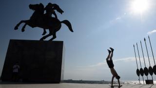 Κορωνοϊός - Θεσσαλονίκη: Ανοικτή η Νέα Παραλία