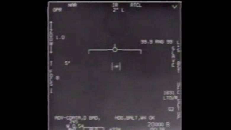 Το αμερικανικό Πεντάγωνο δημοσίευσε βίντεο που κατέγραψαν «UFO»