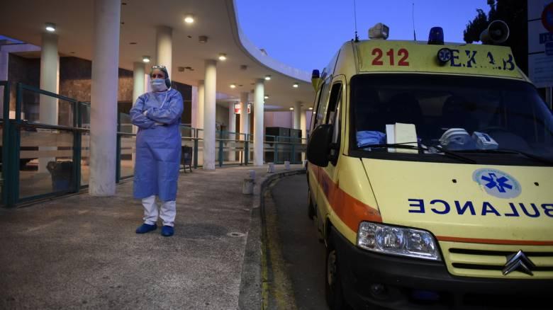 Κορωνοϊός: Κατέληξε ηλικιωμένος στο Ρίο - Στους 137 οι νεκροί στην Ελλάδα
