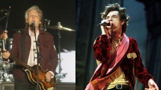 Τζάγκερ vs ΜακΚάρτνεϊ: «Εμείς παίζουμε σε στάδια, οι Beatles δεν υπάρχουν καν» - Πόλεμος δηλώσεων