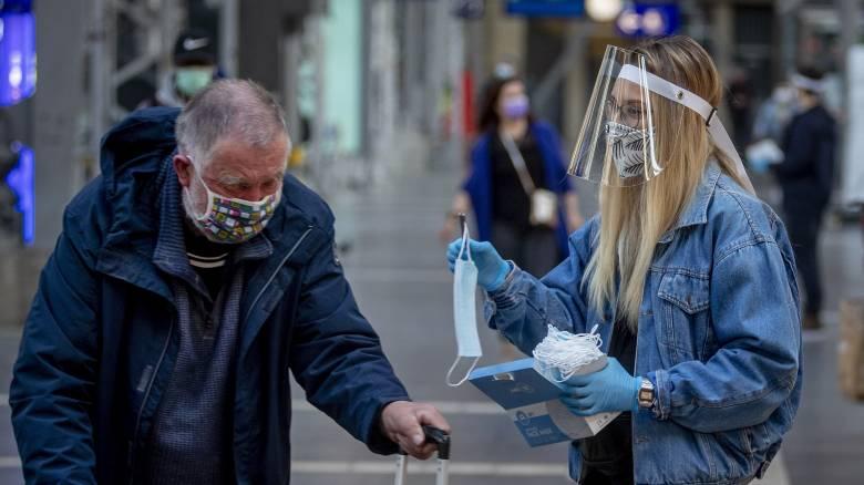 Κορωνοϊός: Αυξημένα τα κρούσματα στη Γερμανία το τελευταίο 24ωρο