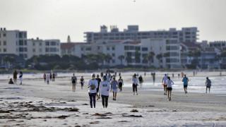 Φλόριντα: «Χάρος» θα κυκλοφορεί στις παραλίες που ανοίγουν πρόωρα