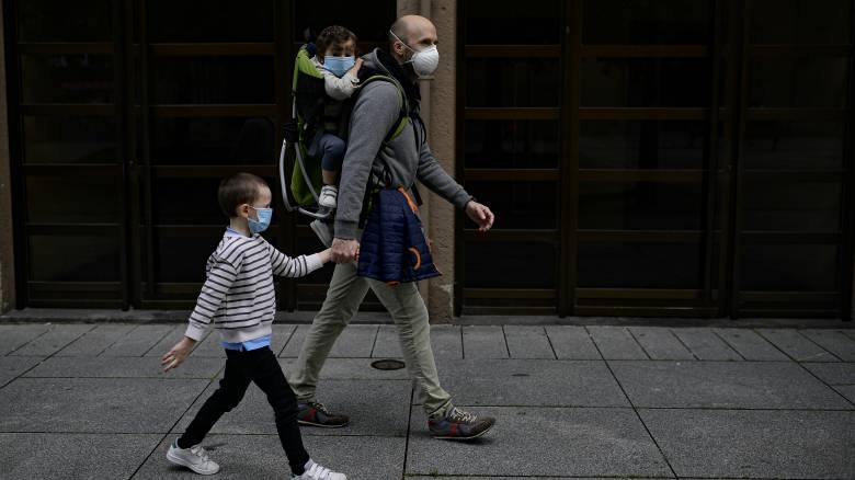 Κορωνοϊός - Βρετανία: Φλεγμονώδης νόσος που σκοτώνει παιδιά ίσως συνδέεται με τον Covid-19