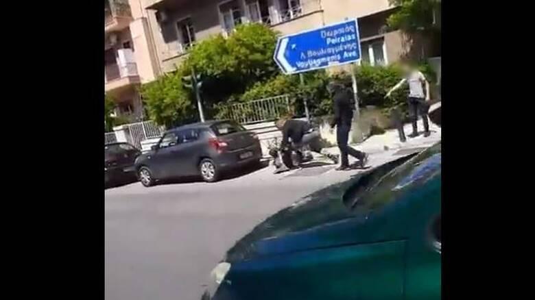 Έρευνα του «Εσωτερικών Υποθέσεων» για περιστατικό βίας αστυνομικού σε βάρος πολίτη