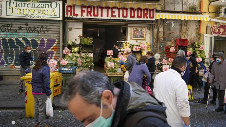 Κορωνοϊός - Ιταλία: Επιπλέον μέτρα στήριξης ύψους 55 δισ. θα εγκρίνει η κυβέρνηση