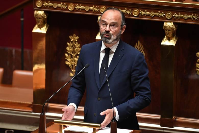 Κορωνοϊός - Γαλλία: Οι ανακοινώσεις Φιλίπ για την σταδιακή άρση των μέτρων