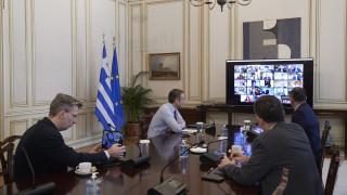 Συνεδριάζει την Τετάρτη το υπουργικό συμβούλιο μέσω τηλεδιάσκεψης