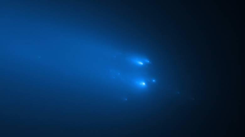 Κομήτης «Άτλας»: Πλησιάζει τη γη, αλλά αργοπεθαίνει