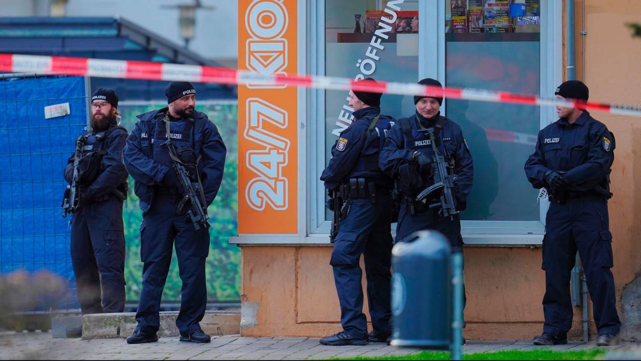 Επίθεση στη Φρανκφούρτη με τέσσερις τραυματίες - Κρατούνται δύο ύποπτοι