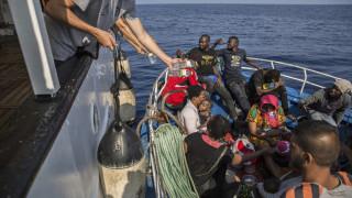 Ισπανία: Μωρό γεννήθηκε κατά τη διάρκεια επιχείρησης διάσωσης μεταναστών