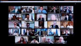 Κορωνοϊός: Συνεδριάζει το υπουργικό συμβούλιο μέσω τηλεδιάσκεψης