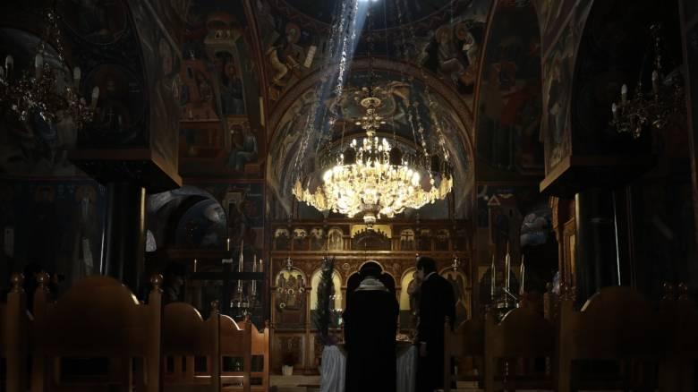 Κορωνοϊός - Άρση μέτρων: Πώς θα λειτουργήσουν οι εκκλησίες από τις 4 Μαΐου