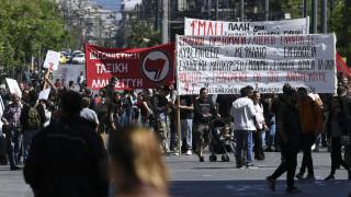Πρωτομαγιά - ΓΣΕΕ: Εικοσιτετράωρη πανελλαδική απεργία την Παρασκευή