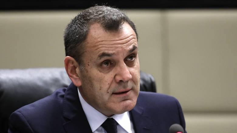 Παναγιωτόπουλος για Τουρκία: Θα είμαστε εκεί να αναγνωρίζουμε, να αναχαιτίζουμε, να αποτρέπουμε