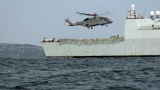 Ένας νεκρός και πέντε αγνοούμενοι από τη συντριβή ελικοπτέρου του ΝΑΤΟ ανοιχτά της Κεφαλονιάς