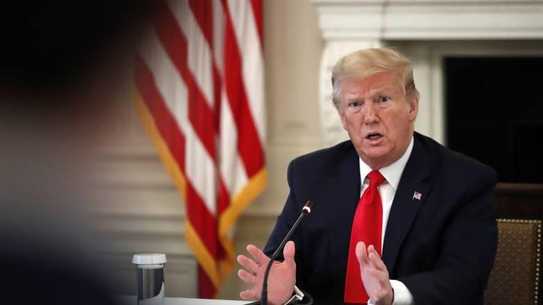 Τραμπ: Το Πεκίνο θα κάνει ό,τι μπορεί για να ηττηθώ στις εκλογές του Νοεμβρίου
