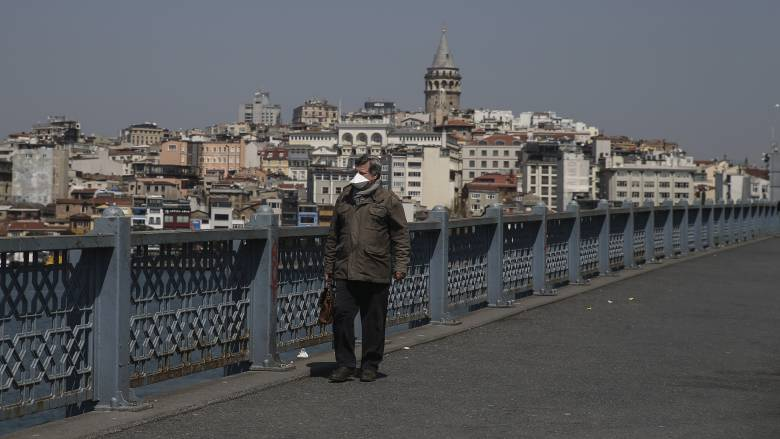 Κορωνοϊός - Τουρκία: Μείωση των νεκρών αλλά προειδοποιήσεις για δεύτερο κύμα