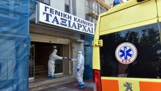 Έλεγχος από την Περιφέρεια Αττικής στην Ιδιωτική Γενική Κλινική «ΤΑΞΙΑΡΧΑΙ»