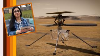 Μαθήτρια «βάφτισε» το πρώτο ρομποτικό ελικόπτερο της NASA που θα πετάξει στον Άρη