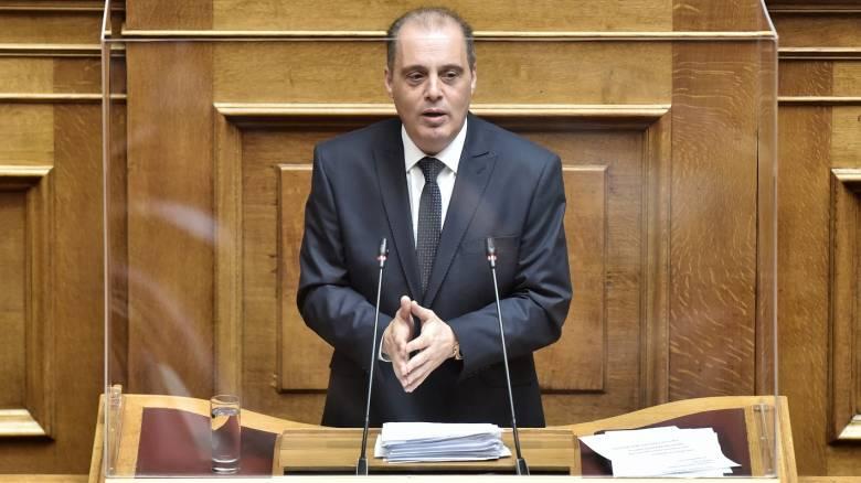 Ο Βελόπουλος ζητάει αναστολή των πλειστηριασμών για έναν χρόνο και όχι για τρεις μήνες