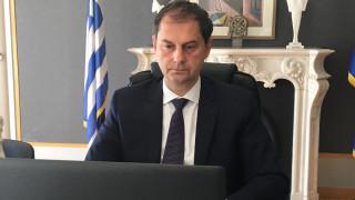Θεοχάρης στο CNNi: Σταδιακά θέτουμε πάλι σε λειτουργία τη σύνδεσή μας με άλλες χώρες