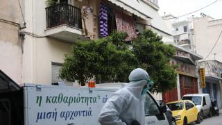 Κορωνοϊός: Κατακόρυφη αύξηση της ζήτησης για απολυμάνσεις εν μέσω πανδημίας