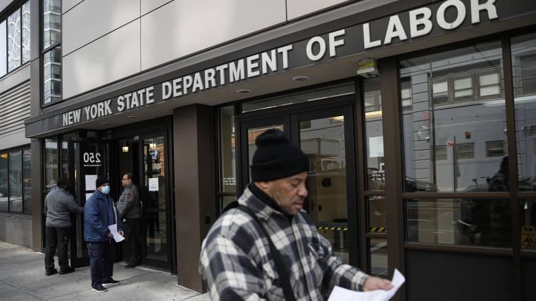 Κορωνοϊός - ΗΠΑ: Στα 30 εκατ. εκτοξεύτηκε ο αριθμός των Αμερικανών που έμειναν άνεργοι