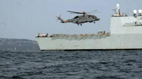 Το ΝΑΤΟ επιβεβαίωσε τη συντριβή καναδικού ελικοπτέρου στη Μεσόγειο
