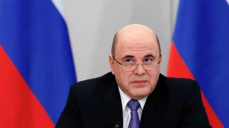 Κορωνοϊός: Θετικός στον ιό ο Ρώσος πρωθυπουργός