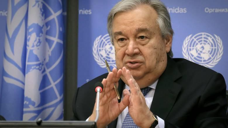 ΟΗΕ: Ένας πόλεμος χαρακωμάτων ΗΠΑ-Κίνας παγώνει τη λειτουργία μας