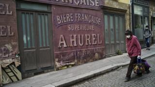 Κορωνοϊός - Γαλλία: Μειώνονται οι νοσηλείες σε μονάδες εντατικής θεραπείας