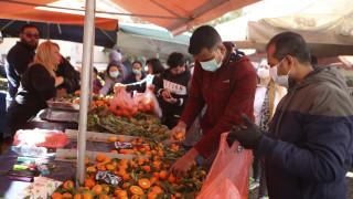 Κορωνοϊός: Πώς θα λειτουργούν οι λαϊκές αγορές έως το τέλος Μαΐου 2020