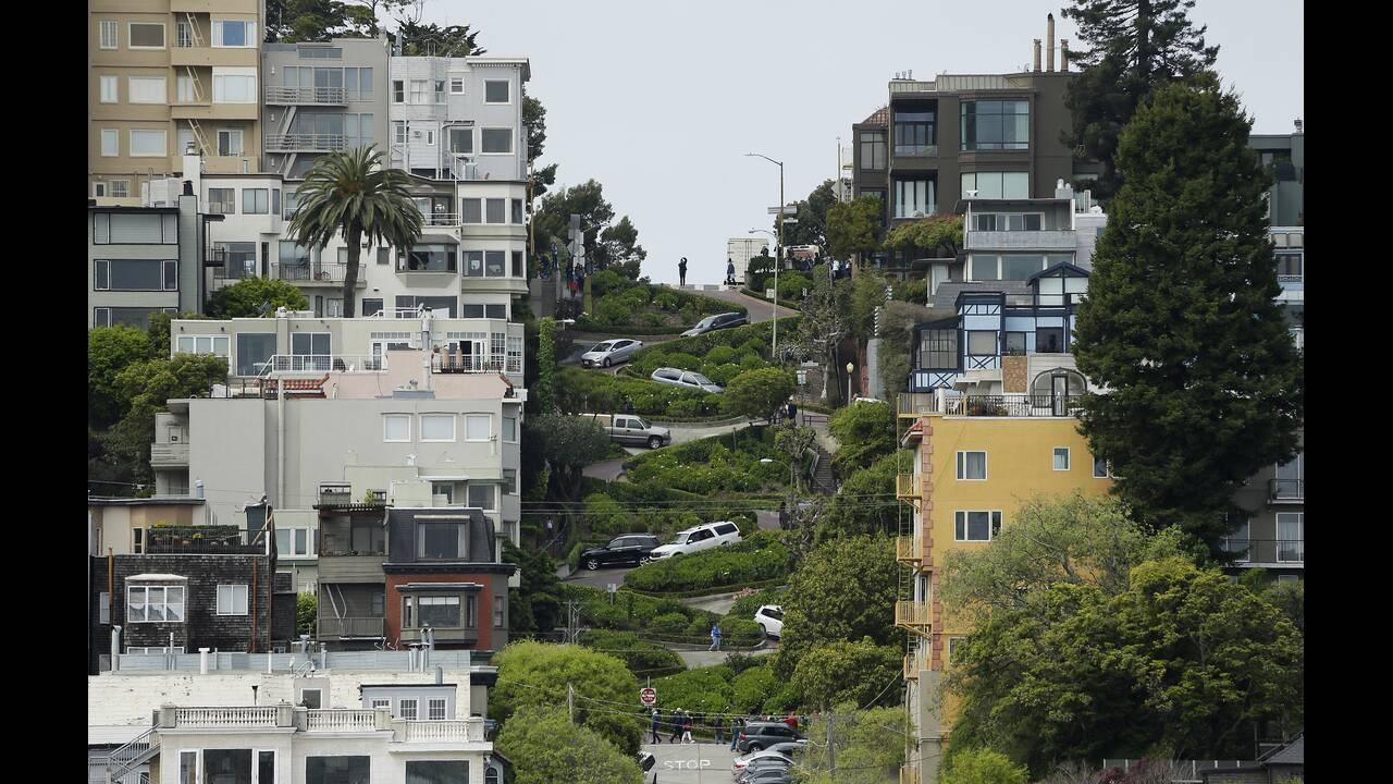 Lombard Street, Σαν Φρανσίσκο
