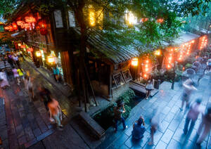 Jinli Street, Τσενγκτού, Κίνα
