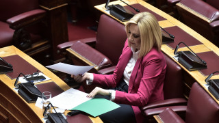 Φώφη Γεννηματά: Το νέο κοινωνικό συμβόλαιο χρειάζεται διαρκή αγώνα