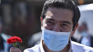 Το μήνυμα του Αλέξη Τσίπρα για την Πρωτομαγιά: Ανάγκη για ένα νέο κοινωνικό συμβόλαιο